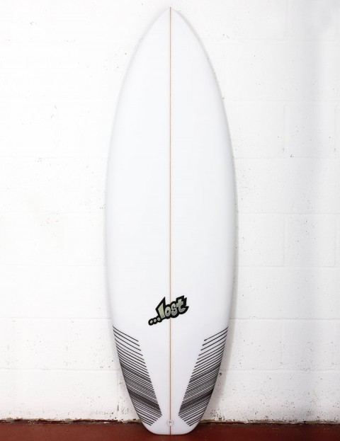 Lost Puddle Jumper HP surfboard 6ft 0 FCS II - White