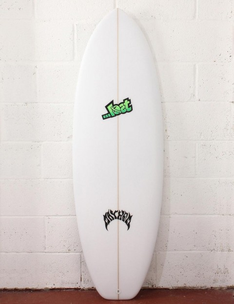 Lost Puddle Jumper surfboard 5ft 9 FCS II - White