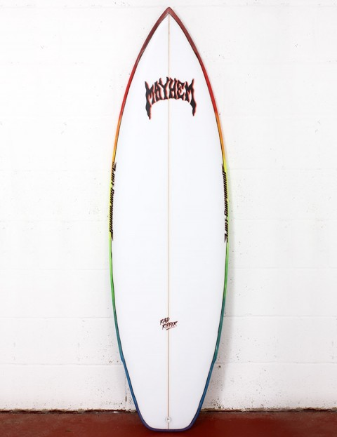 29965165ba Lost Rad Ripper surfboard 5ft 8 FCS II - White