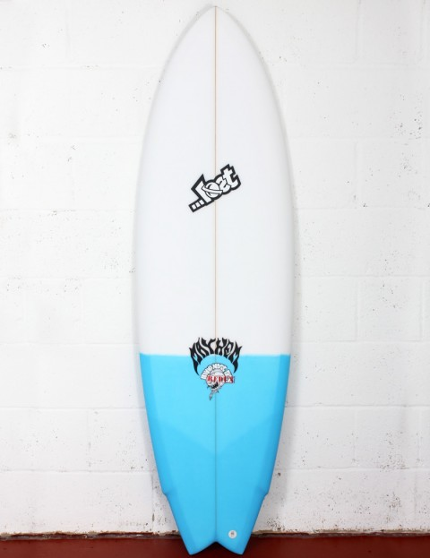 Lost Lib Tech Round Nose Fish Surffboard 5ft 6