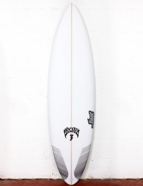 Lost Sabo Taj surfboard 5ft 10 FCS II - White