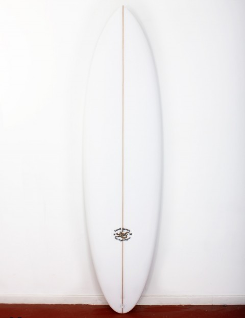 Lost Smooth Operator surfboard 7ft 0  FCS II - White