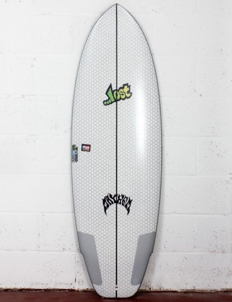 Lib Tech X Lost Puddle Jumper surfboard 5ft 11 - White