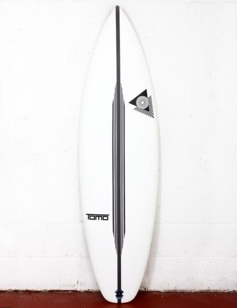 Firewire LFT SKX surfboard 6ft 3 FCS II - White