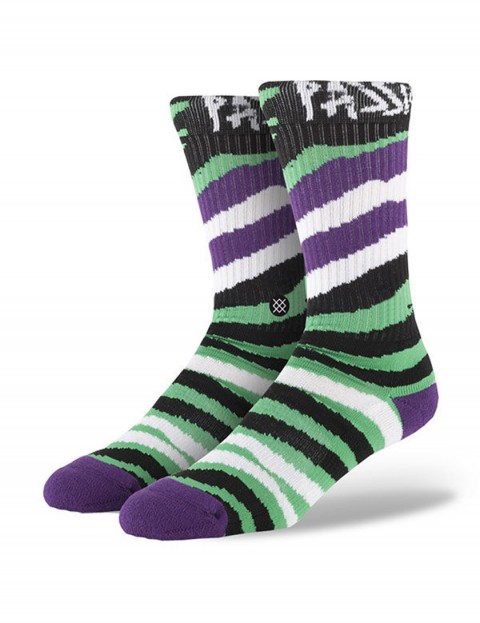 Stance Lizard King socks - Green