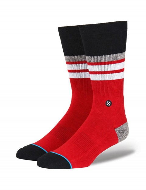 Stance Courtside socks - Red