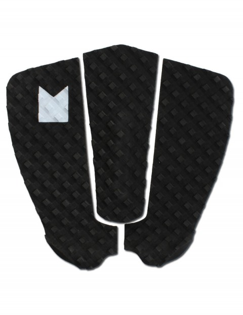 MODOM Colour Series surfboard tail pad - Blackness