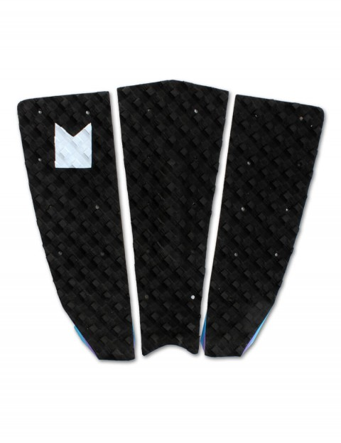 MODOM Jack Freestone surfboard tail pad - Black/Multikick