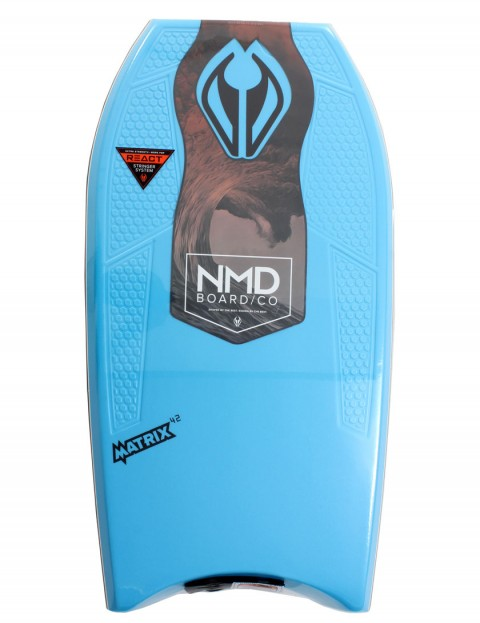NMD Matrix Bodyboard 42 inch - Blue
