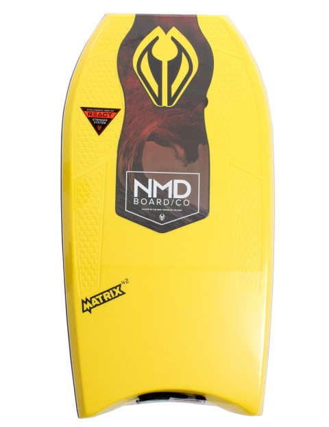 NMD Matrix Bodyboard 42 inch - Yellow