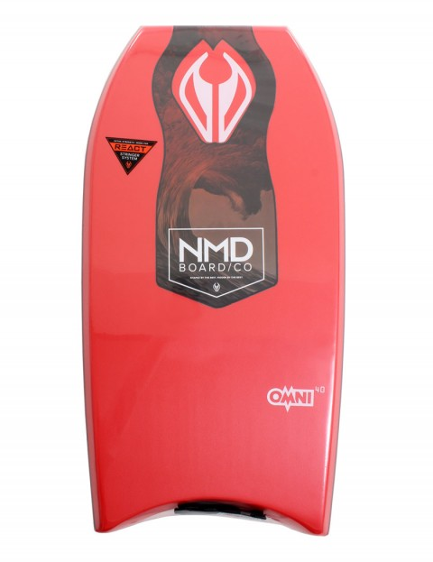 NMD Omni Bodyboard 40 inch - Red
