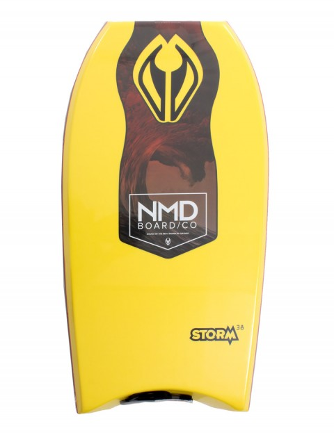 NMD Storm Bodyboard 40 inch - Yellow