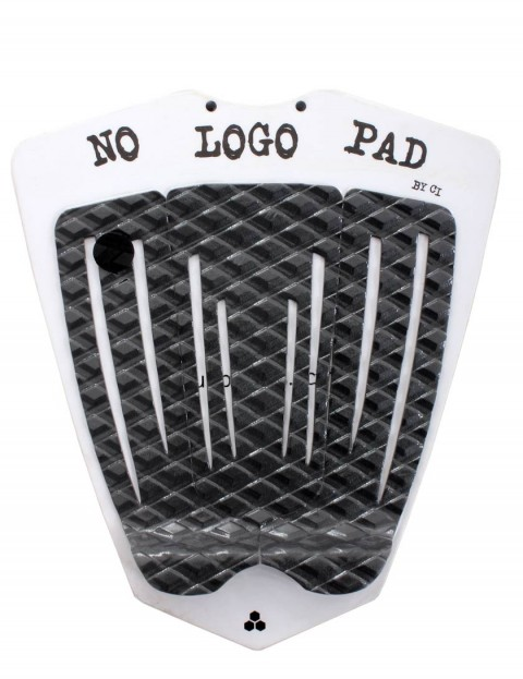 Channel Islands No Logo surfboard tail pad - Black
