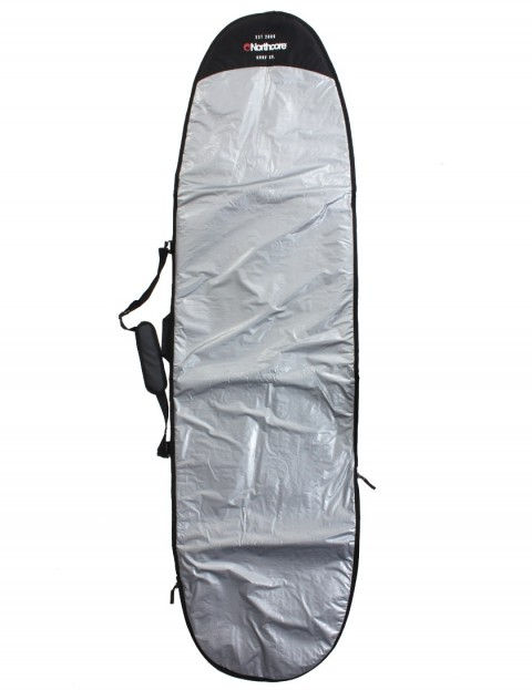 Northcore New Addiction Mini Mal surfboard bag 5mm 8ft 0 - Silver