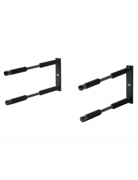 Northcore Double Surfboard Rack - Black