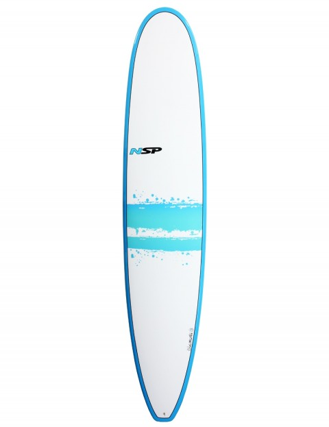 NSP Elements Longboard surfboard 9ft 2 - Blue