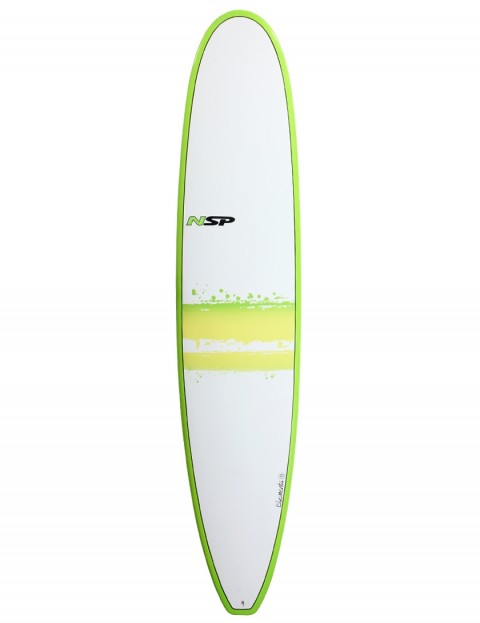 NSP Elements Longboard surfboard 9ft 2 - Green