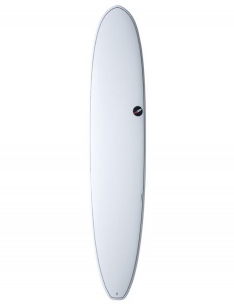 NSP Elements Longboard surfboard 8ft 6 - White