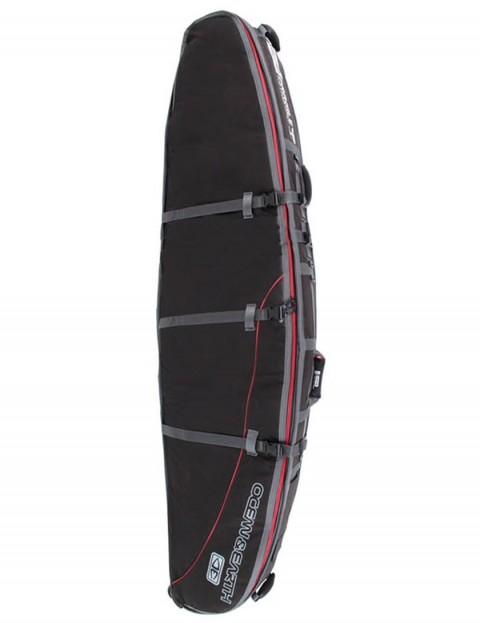 Ocean & Earth GTS Double Wheely Longboard surfboard bag 10mm 8ft 6 - Black