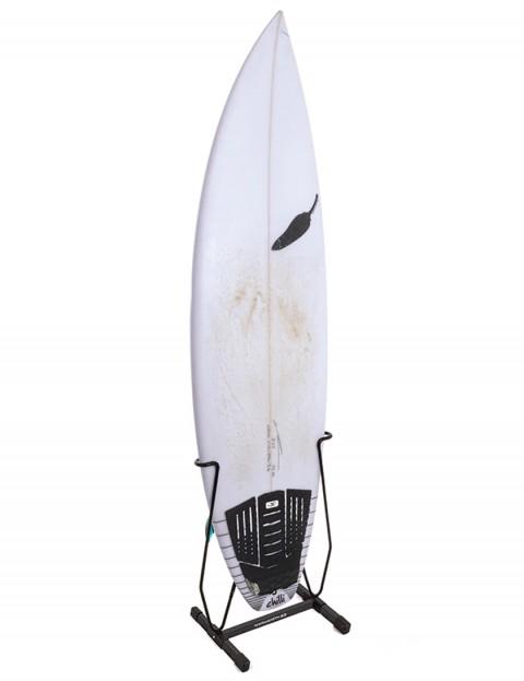 Ocean & Earth Single Vertical surfboard display rack - Black