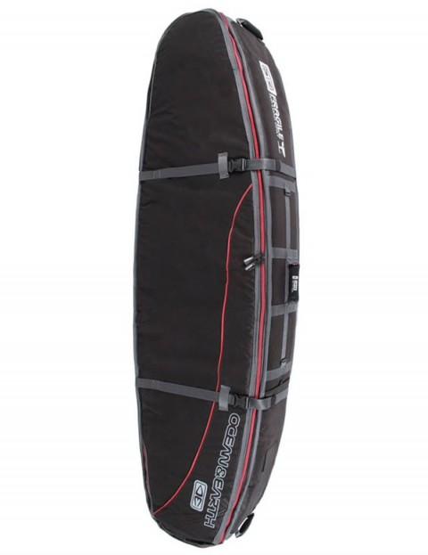 Ocean & Earth Triple Coffin Shortboard surfboard bag 10mm 6ft 0 - Black