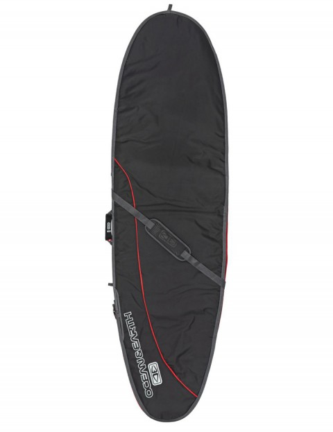 Ocean & Earth Aircon Longboard surfboard bag 10mm 7ft 0 - Black