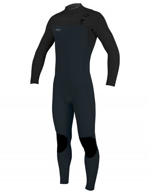 O'Neill Hyperfreak Chest Zip 3/2mm wetsuit 2018 - Slate/Black