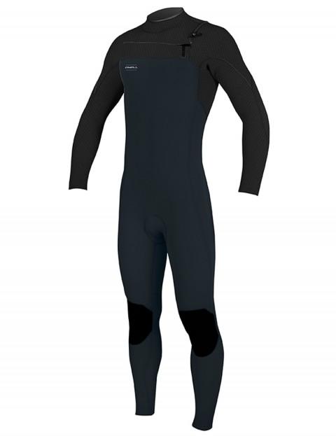 O'Neill HyperFreak Chest Zip 4/3mm wetsuit 2018 - Slate/Black