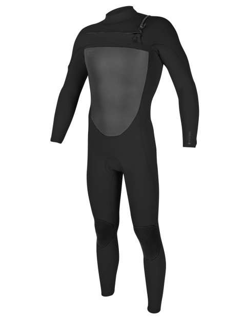 O'Neill O'Riginal Chest Zip 5/4mm wetsuit 2018 - Black/Black
