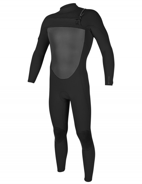 O'Neill O'Riginal Chest Zip 3/2mm wetsuit 2018 - Black/Black
