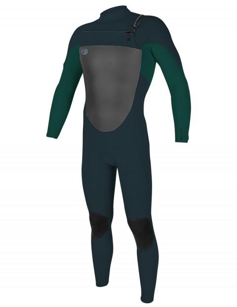 O'Neill Original Chest Zip 3/2mm wetsuit 2018 - Slate/Reef