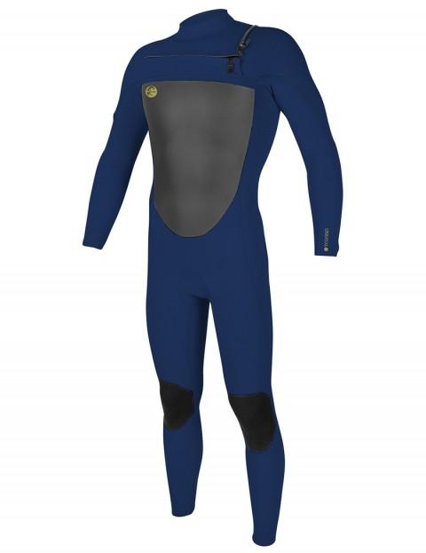 O'Neill O'Riginal Chest Zip 4/3mm wetsuit 2018 - Navy/Navy