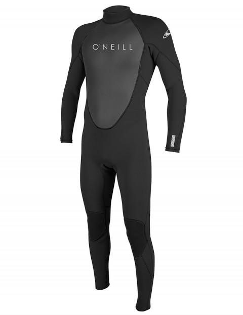 O'Neill Reactor II 3/2mm wetsuit 2018 - Black/Black