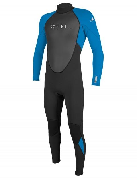 O'Neill Reactor II 3/2mm wetsuit 2018 - Black/Ocean