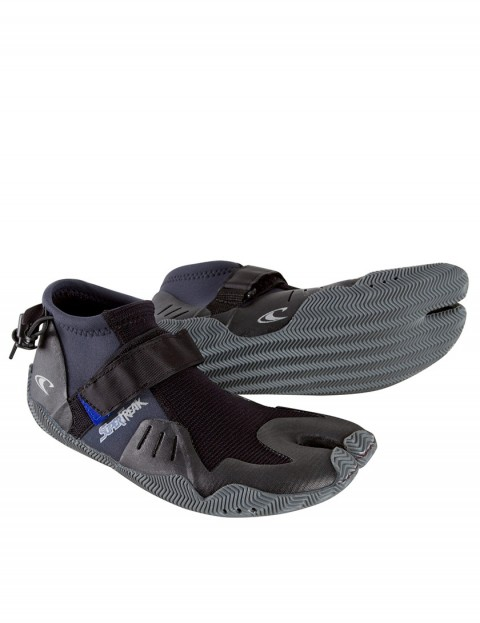 Oneill Wetsuits SuperFreak Tropical Split Toe 2mm Reef bootie - Black