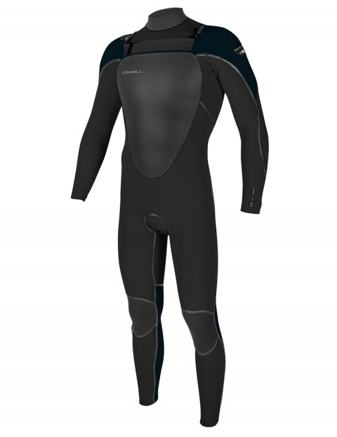 O'Neill Boys Mutant Chest Zip 5/4/3mm wetsuit 2018 - Black/Slate