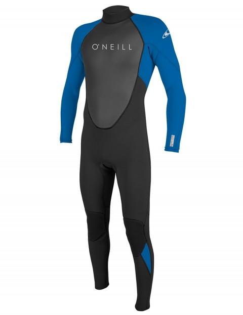 O'Neill Boys Reactor II 3/2mm wetsuit 2018 - Black/Ocean