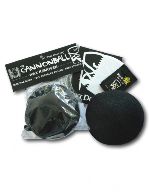 Phix Doctor Canon Ball Wax Remover - Black