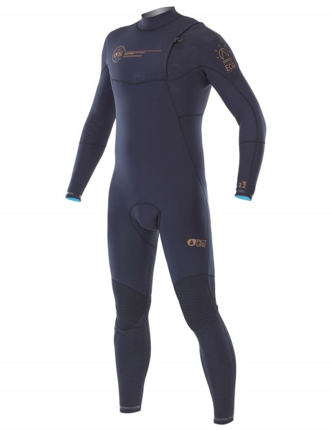 Picture Dolphin Zip Free 2/2mm wetsuit 2018 - Black