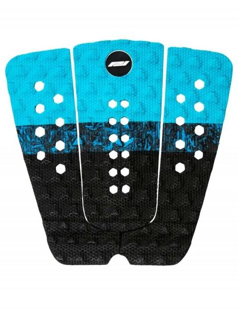 Pro-Lite Josh Kerr Surfboard Tail Pad - Black/Blue Marble