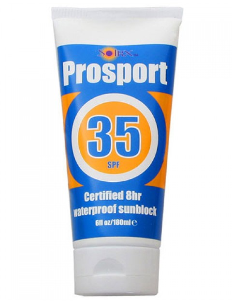 Prosport SPF 35 Waterproof Sunblock - Misc