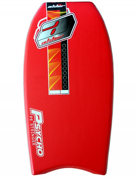 Alder Psycho Bodyboard 40 inch - Red