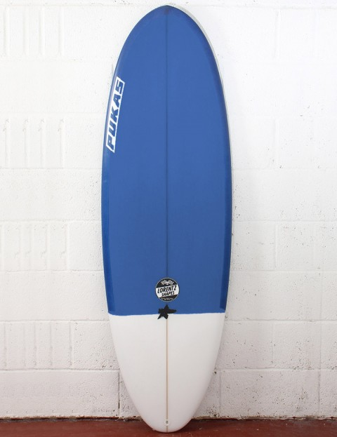 Pukas Resin Cake Surfboard 5ft 11 FCS II - Navy