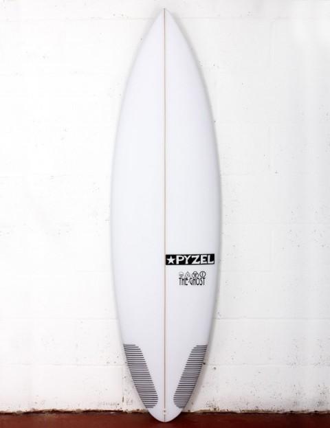Pyzel Ghost surfboard 6ft 0 FCS II - White
