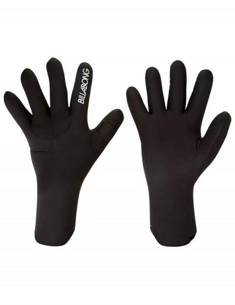 Billabong Foil 2mm Wetsuit Gloves - Black