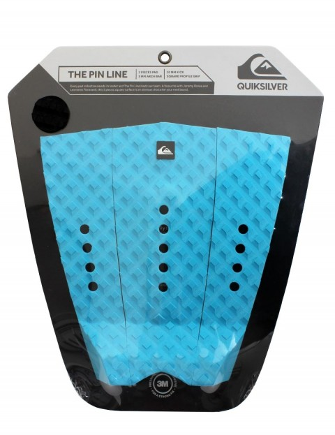 Quiksilver The Pin Line surfboard tail pad - Blue