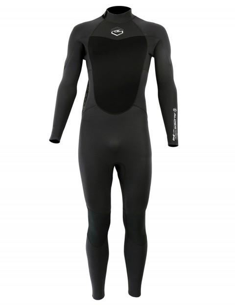 Alder Reflex Back Zip 5/4/3mm Wetsuit 2017 - Graphite