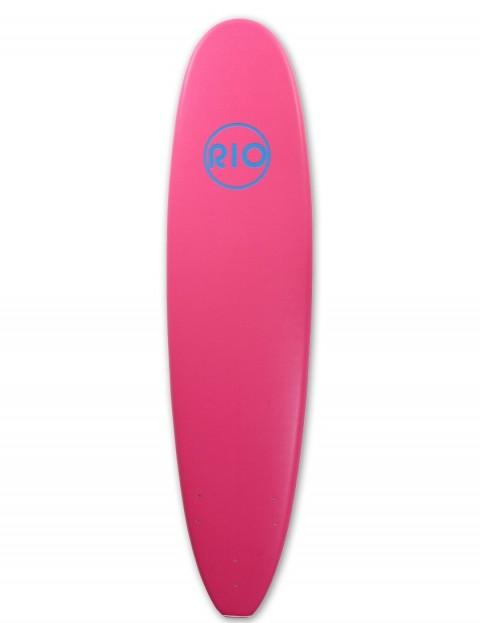 Alder Rio Soft Surfboard 7ft 0 - Pink