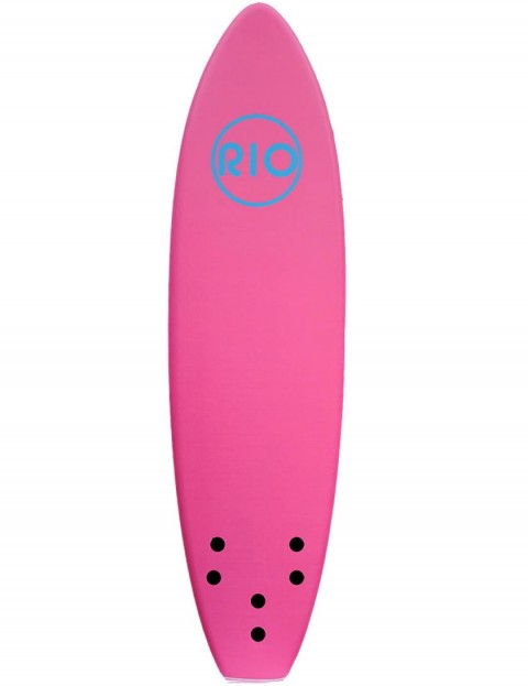 Alder Rio Soft Kids Surfboard 6ft - Pink