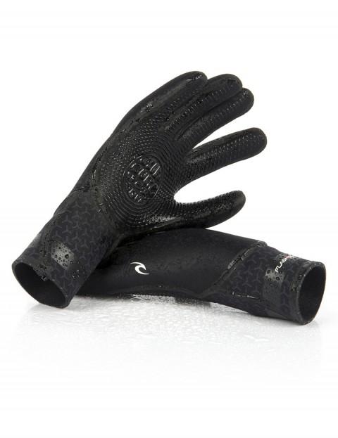 Rip Curl Flash Bomb 3/2mm wetsuit gloves 2019 - Black
